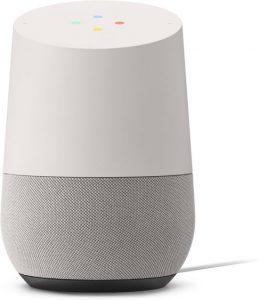 Google Home aanbieding